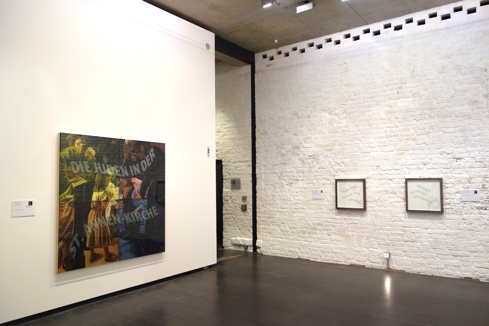 Ground Floor Gallery, Kunsthalle St. Annen
