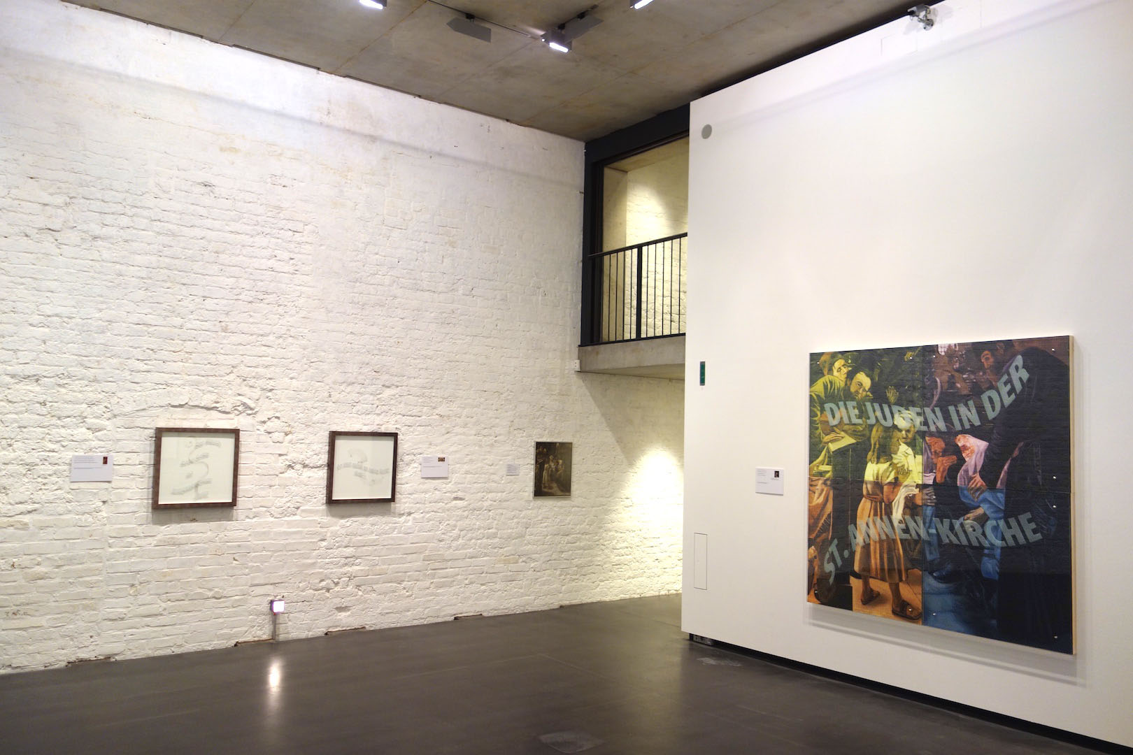 Ground Floor Gallery Kunsthalle St. Annen
