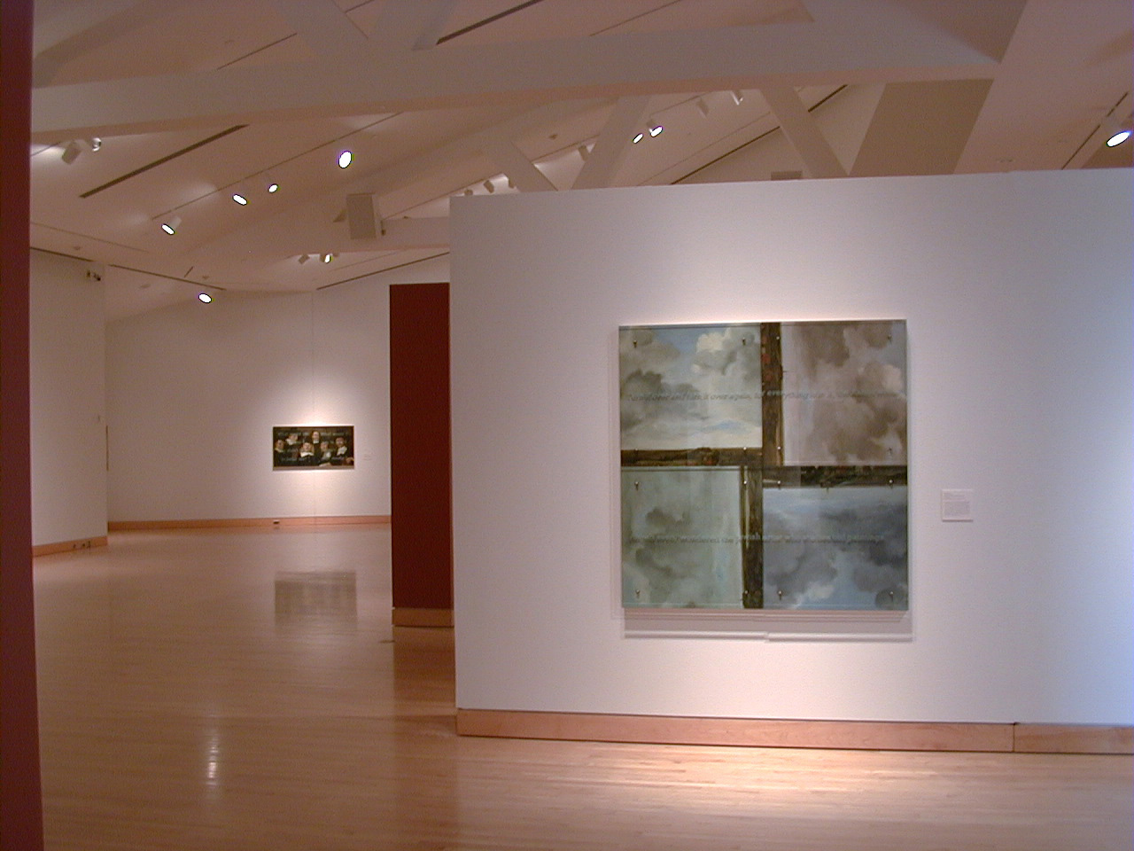 Ken Aptekar: Painting Between the Lines, Kemper Museum of Contemporary Art, Kansas City, MO